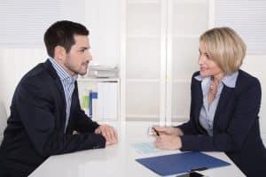 Entretien d'embauche, étape du processus de recrutement