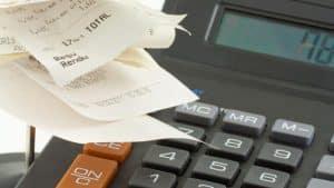 notes de frais entreprise